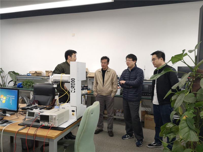国家科技资源共享服务工程中心刘瑞总工一行来我单位考察调研1_副本.jpg